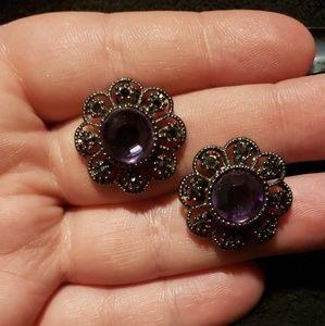 Gothic Vintage Earrings